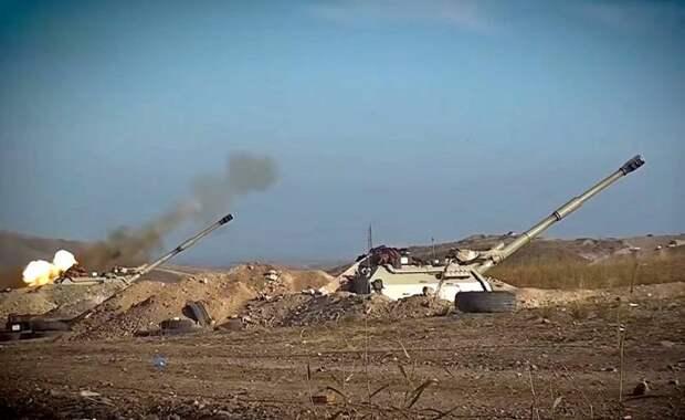 Битва за Нагорный Карабах закончится под Шушей