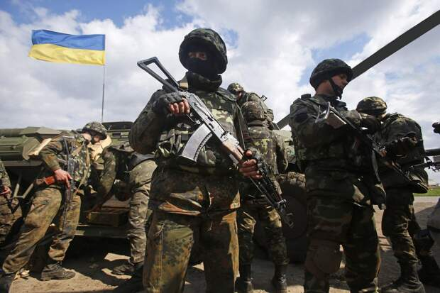Украинская власть уничтожит своих солдат перед тем, как заключить мир