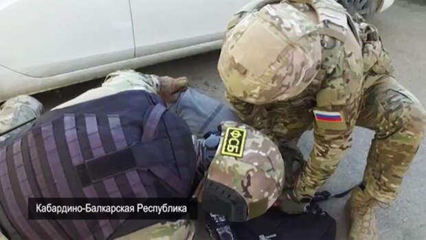 ФСБ сообщила о задержаниях десятков подпольных оружейников