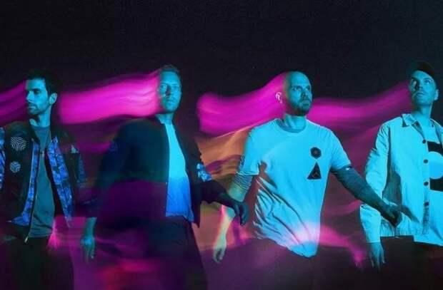 Coldplay показала свой новый клип космонавту на МКС