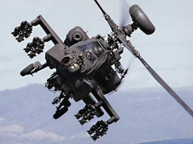 Состоящий на вооружении США AH-64D Apache считается одним из лучших многоцелевых боевых вертолетов. В экстренной обстановке он разгоняется до 365 км/час. А крейсерская скорость составляет 265-270 км/час.