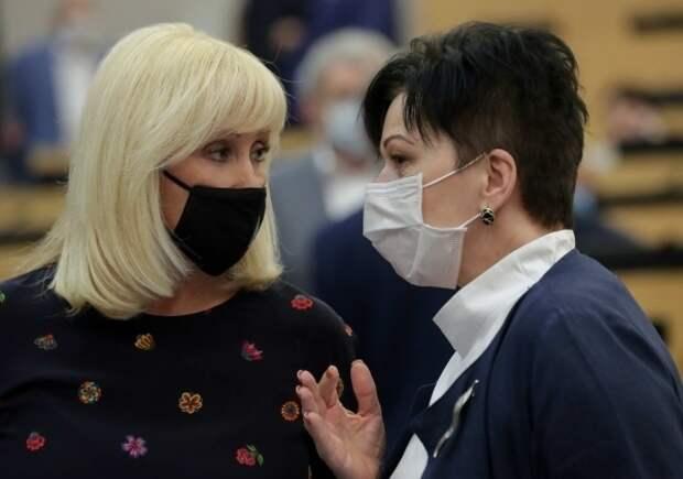В Госдуме предложили защитить выплачивающих алименты в период пандемии