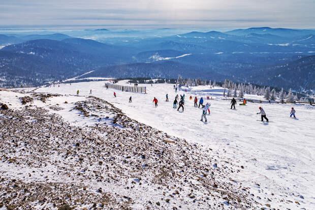 Перечислены самые популярные курорты Сибири