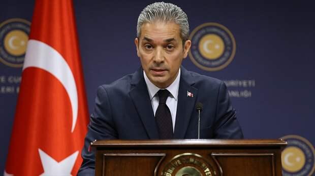 Турция заявила о нарушении Арменией режима прекращения огня