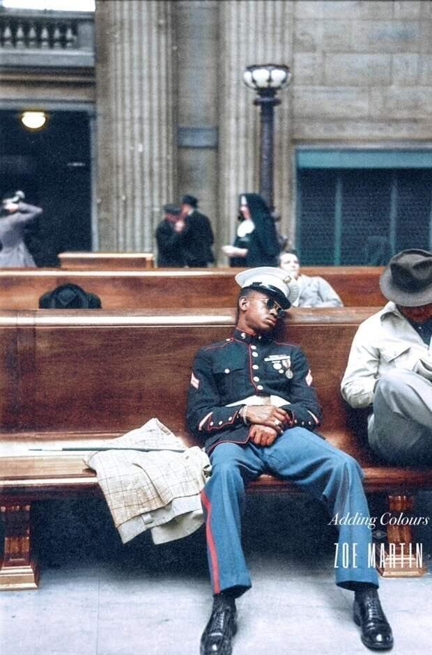 30 раскрашенных исторических фото, которые расскажут особытиях прошлого