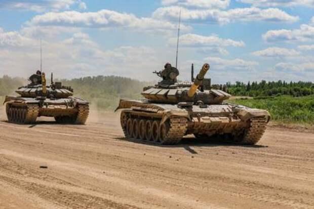 В США признали РФ «мировым танковым королем»