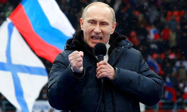 Как Путин ответит на удар Обамы по России?