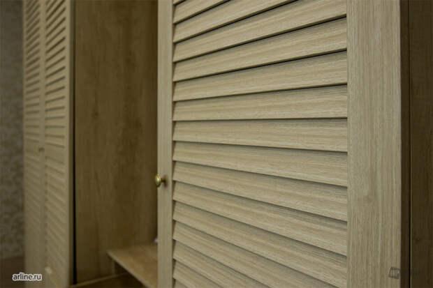 Жалюзийные двери – в чем секрет?