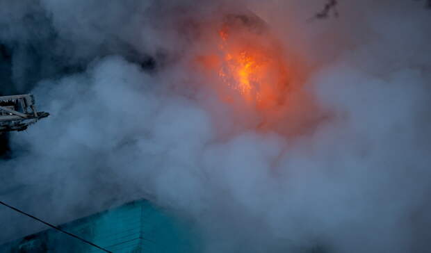 Омичей предупредили о чрезвычайной пожарной опасности