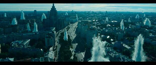 «Вторжение»: Мы русские, с нами НЛО