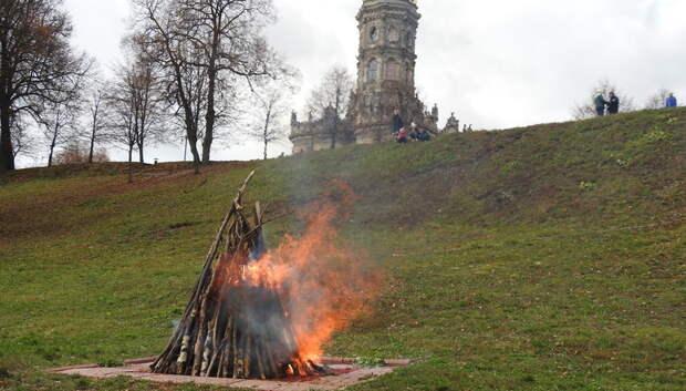 На Певческом поле зажгли Цветаевский костер в честь дня рождения поэтессы