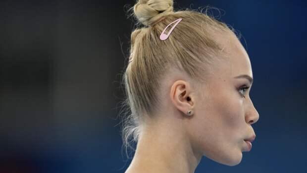 Гимнастка Мельникова объяснила, почему сменила трек для выступления на Олимпиаде