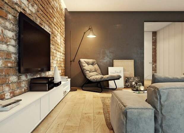 Фото красивых квартир в современном стиле