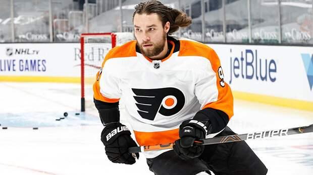 Проворов 3-й раз за карьеру признан лучшим защитником «Филадельфии» в регулярном сезоне НХЛ