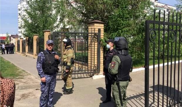 Владимир Путин поручил ужесточить положение об обороте оружия после стрельбы в школе
