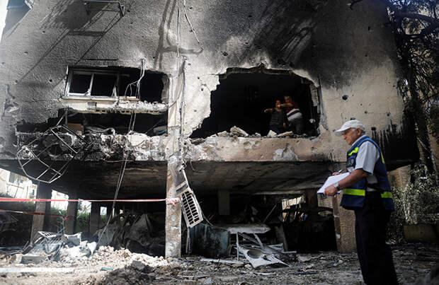 В Минобороны Израиля объявили о дополнительной мобилизации и перешли к атаке сектора Газа