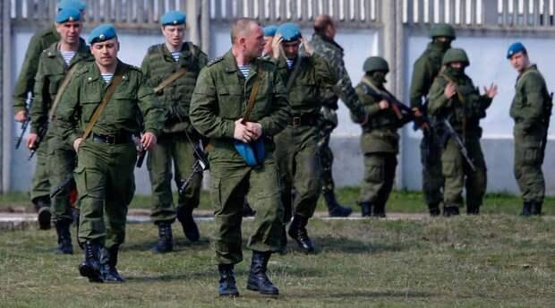 Командование ВСУ готовит «сюрприз» перебежчикам из воинских частей Крыма