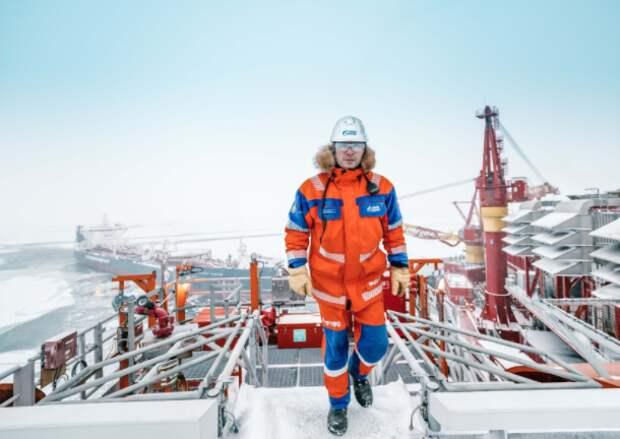 """""""Газпром нефть"""" и """"НОВАТЭК"""" создают СП для работы на арктическом шельфе"""