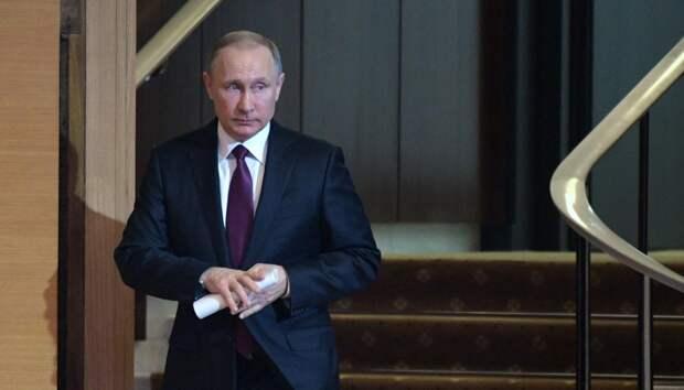 Владимир Путин: по версии CNN, ему нет равных