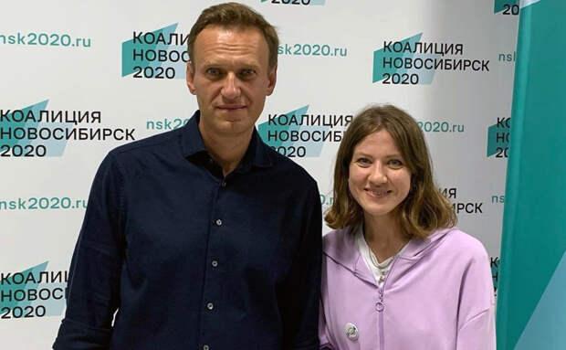 Защита сообщила о протоколе из-за фото против главы штаба Навального