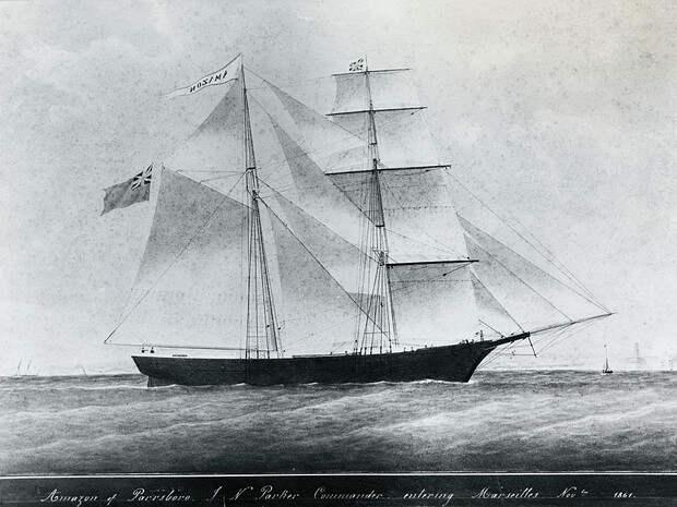 Фото №5 - Призраки океана: 4 загадочные истории исчезновения экипажей кораблей