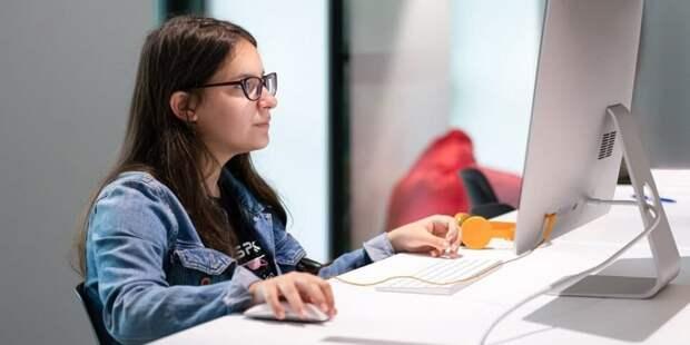 BCG: Москва – среди лидеров по уровню развития цифровой культуры в школе Фото: М. Мишин mos.ru