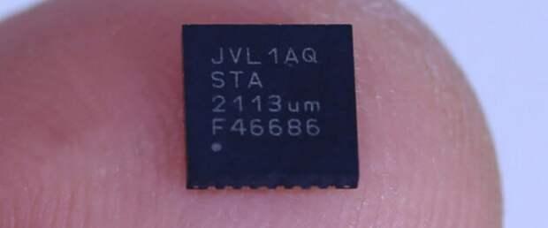 Создан датчик потоковой передачи данных в 100 раз энергоэффективнее Bluetooth