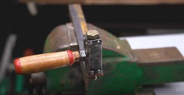 Как сделать заклепочный пистолет для установки резьбовых заклепок