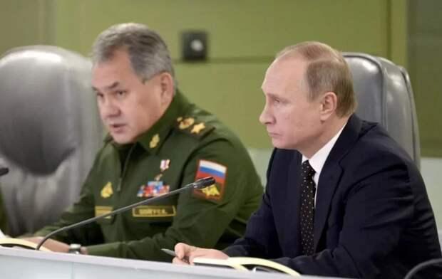 Всё! Россия установила новые правила игры по Украине