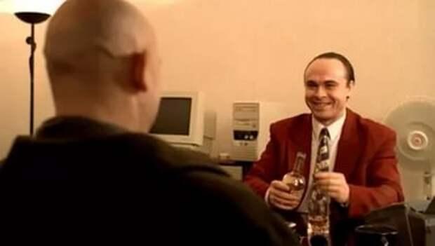 Все поговорки Круглого из фильма «Брат», 1997