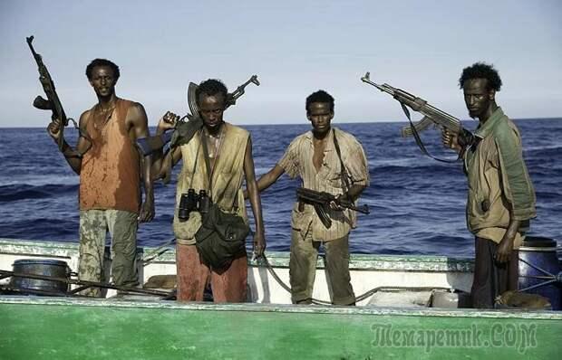 Почему в 1966 году советские моряки оказались в африканской тюрьме