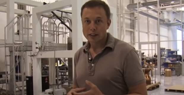 Илон Маск признался, что страдает синдромом Аспергера