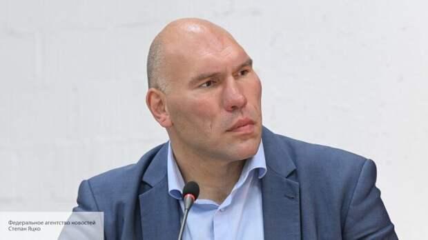 Николай Валуев рассказал, о чем говорил на встрече с экс-главой ДНР Захарченко
