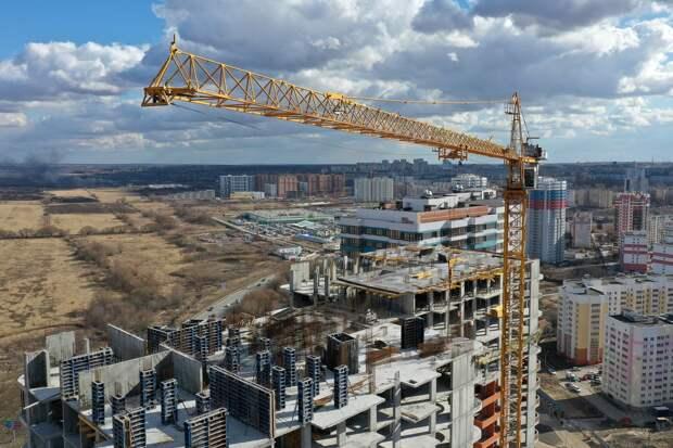 Число обязательных требований в строительстве будет сокращено на треть