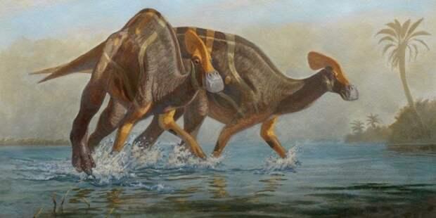 В Мексике обнаружили останки «разговорчивого» динозавра