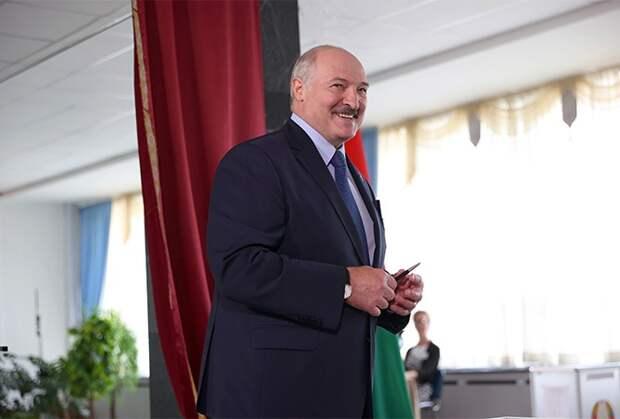 ЦИК Белоруссии подвел предварительные итоги выборов президента