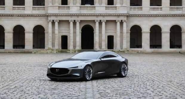 Седан Mazda 6 новой генерации получит ряд изменений