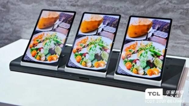 Новый экран LTPS для планшетов Xiaomi Mi Pad 5