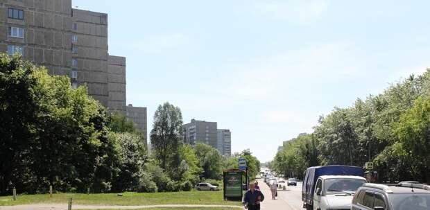 Около станций МЦД-4 Аминьевская и Очаково появятся пешеходные зоны
