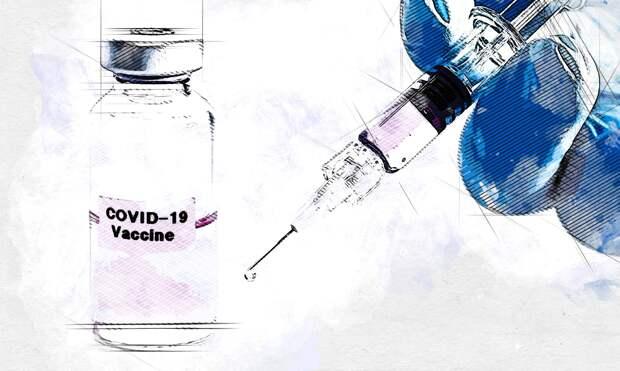 Орловская область по вакцинации отстаёт в 4 раза