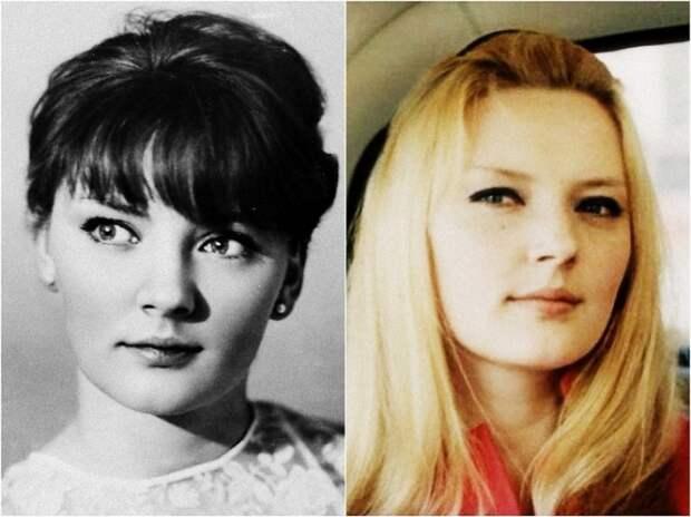 Известные и знаменитые женщины блондинка брюнетка Анастасия Марианна Вертинская