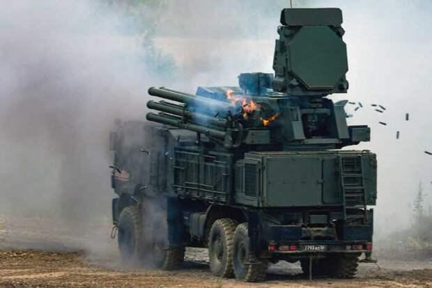 В Турции неожиданно назвали «Панцирь» идеальным оружием против Байрактар ТБ2