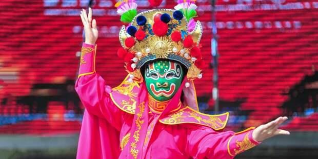 Китайский культурный центр организовал мастер-классы по Кунг-фу