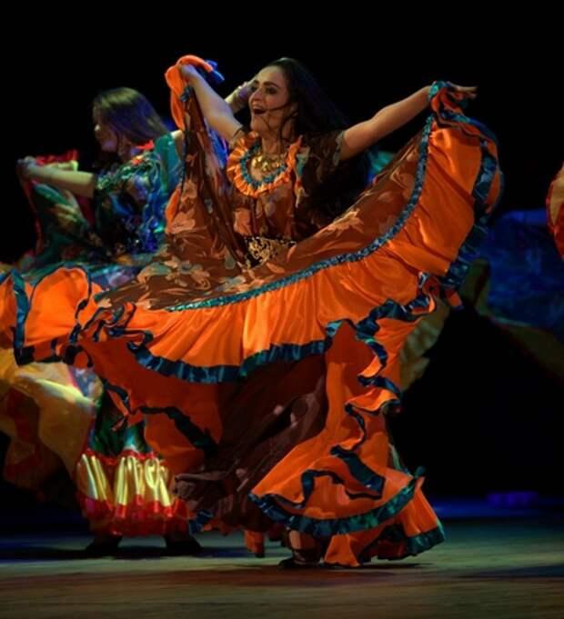 Танцует Наталья Кулишенко