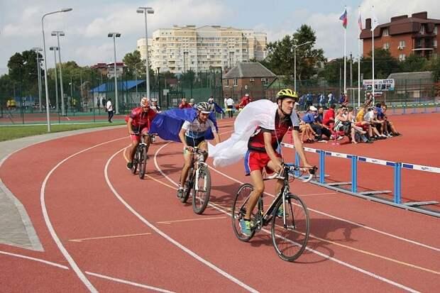 На Кубани разрешили проводить спортивные мероприятия