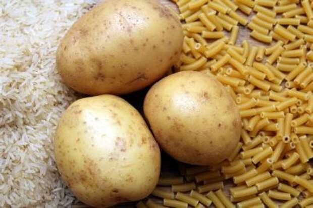 Картошка, пенсионеров идеал