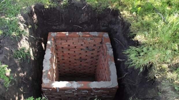 Сливная яма для бани: 4 бесплатных материала для канализации