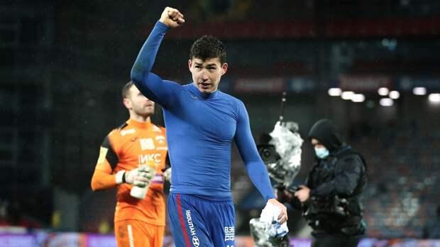 Карпин: «Предположу, что Зайнутдинов приобрел в финансах от перехода в ЦСКА. В смысле футбола — сложно судить»