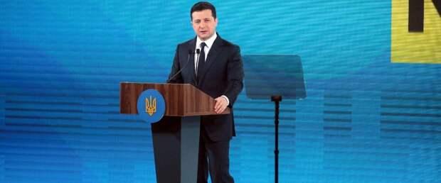 Зеленский: для Запада настал момент пригласить Украину в НАТО и ЕС