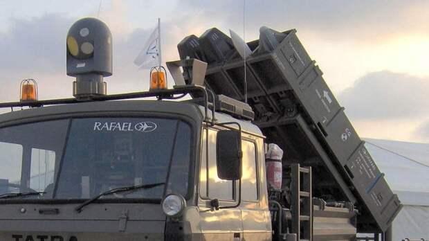 В CZDefence раскритиковали минобороны Чехии за контракт на поставку израильских ЗРК Spyder